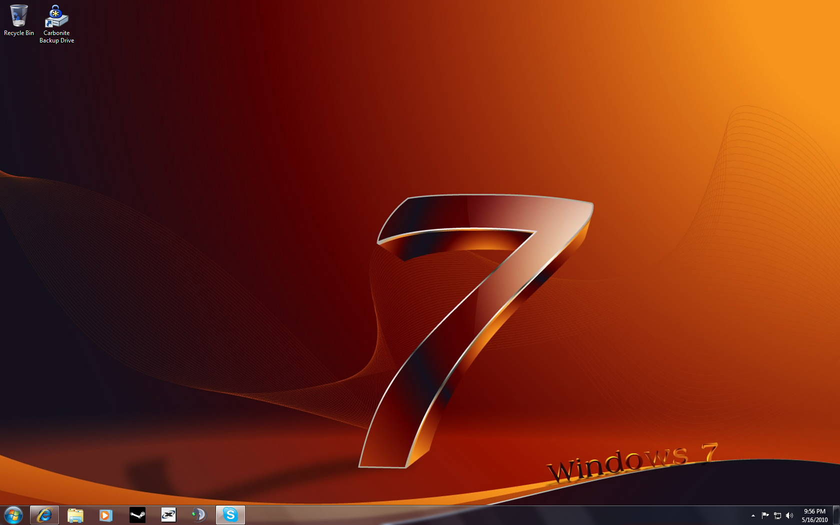 Win 7 background